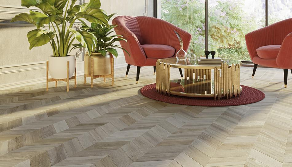 Living Room Flooring Ideas - Vinyl Flooring for Living Rooms ...