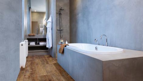 Vinylvloeren voor uw badkamer moduleo