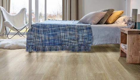 Ideeën voor de vloer in uw slaapkamer | Moduleo